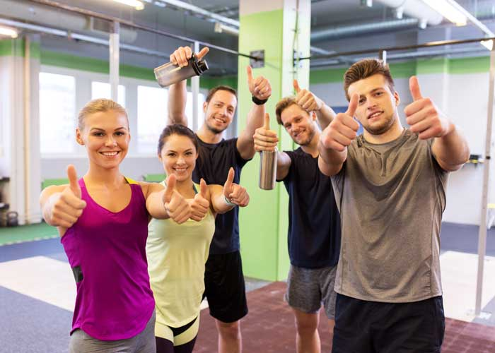 Befitly fitness motiveert iedereen