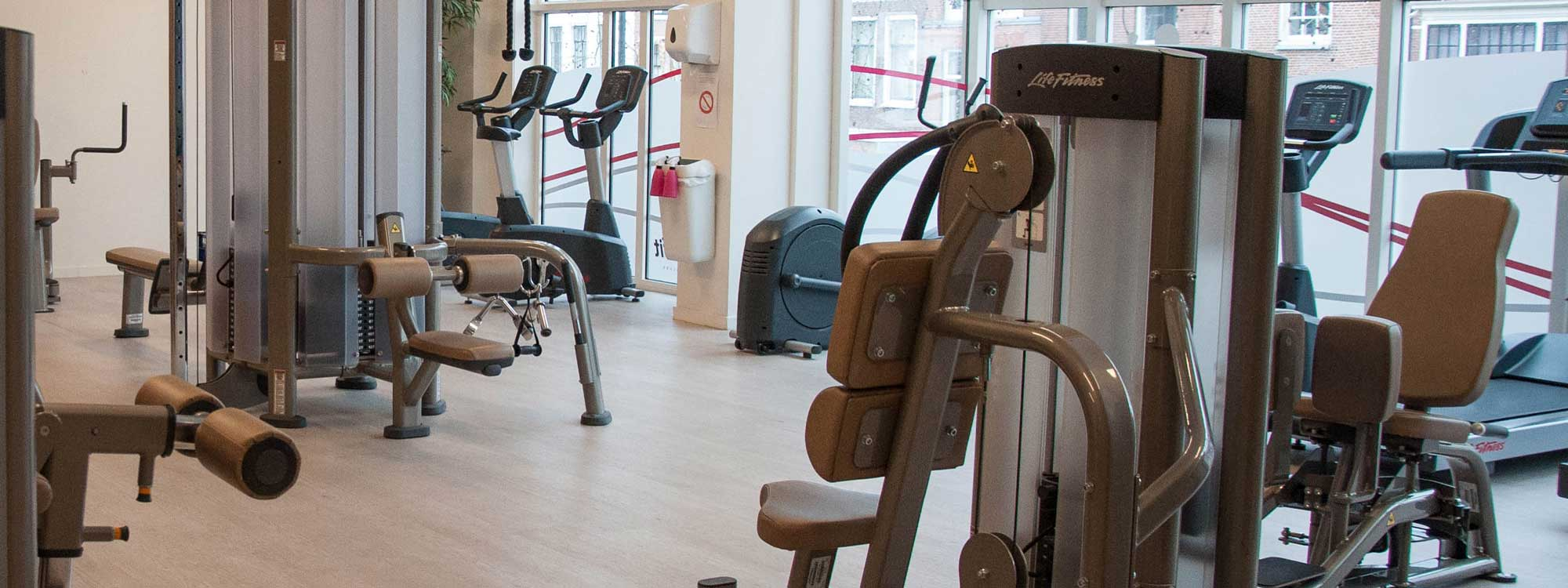Vrouwfit Health Clubs - Hooigracht